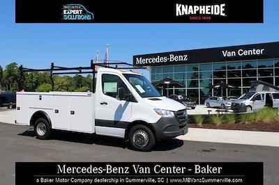 2020 Mercedes-Benz Sprinter 3500XD Standard Roof DRW 4x2, Empty Cargo Van #MV0126 - photo 2