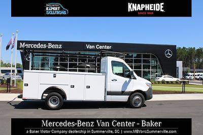 2020 Mercedes-Benz Sprinter 3500XD Standard Roof DRW 4x2, Knapheide Service Body #MV0126 - photo 4