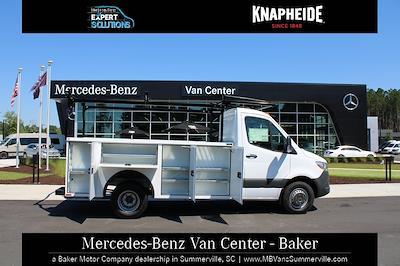 2020 Mercedes-Benz Sprinter 3500XD Standard Roof DRW 4x2, Empty Cargo Van #MV0126 - photo 4