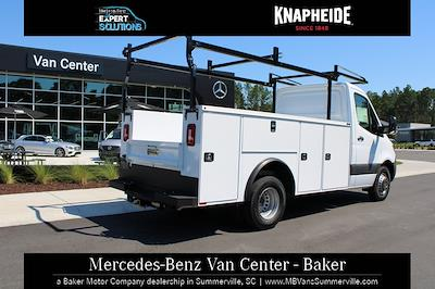 2020 Mercedes-Benz Sprinter 3500XD Standard Roof DRW 4x2, Knapheide Service Body #MV0126 - photo 2