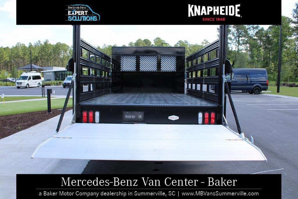 2020 Mercedes-Benz Sprinter 3500XD Standard Roof DRW 4x2, Knapheide Value-Master X Stake Bed #MV0127 - photo 10
