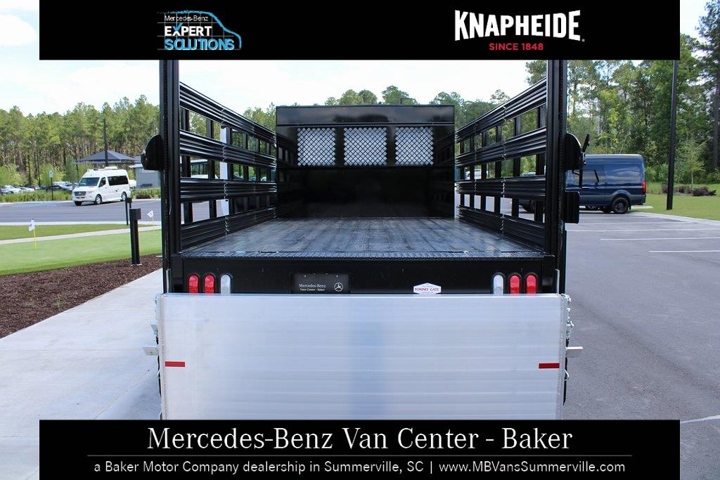 2020 Mercedes-Benz Sprinter 3500XD Standard Roof DRW 4x2, Knapheide Value-Master X Stake Bed #MV0127 - photo 12
