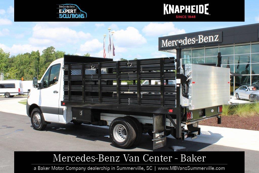 2020 Mercedes-Benz Sprinter 3500XD Standard Roof DRW 4x2, Knapheide Value-Master X Stake Bed #MV0127 - photo 14