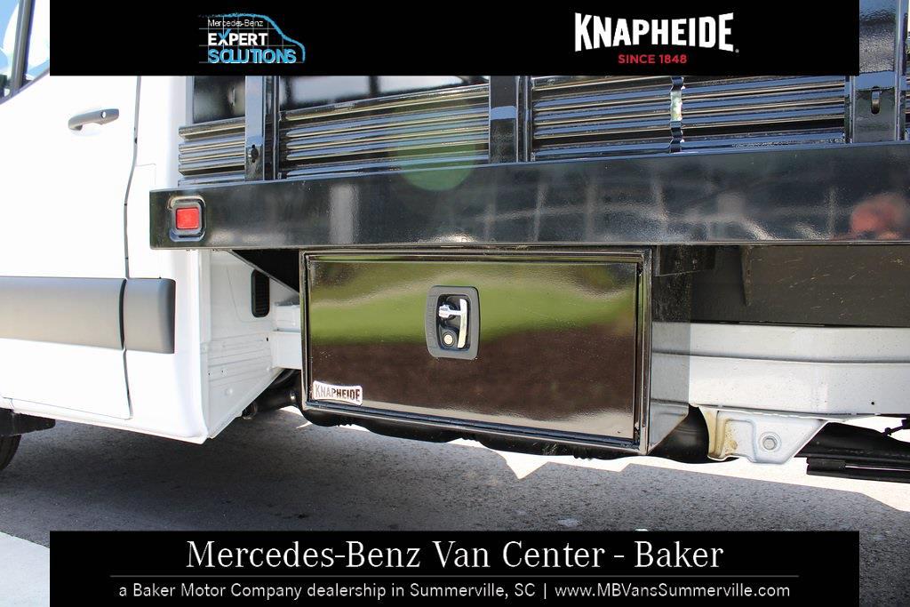 2020 Mercedes-Benz Sprinter 3500XD Standard Roof DRW 4x2, Knapheide Value-Master X Stake Bed #MV0127 - photo 17