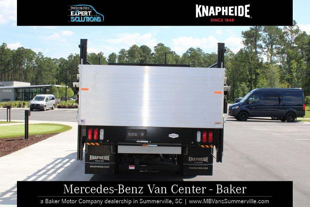 2020 Mercedes-Benz Sprinter 3500XD Standard Roof DRW 4x2, Knapheide Value-Master X Stake Bed #MV0127 - photo 8