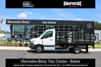2020 Mercedes-Benz Sprinter 3500XD Standard Roof DRW 4x2, Knapheide Value-Master X Stake Bed #MV0127 - photo 16