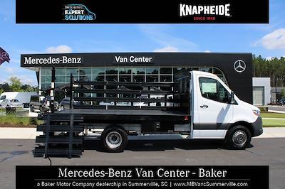 2020 Mercedes-Benz Sprinter 3500XD Standard Roof DRW 4x2, Knapheide Value-Master X Stake Bed #MV0127 - photo 2