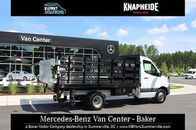 2020 Mercedes-Benz Sprinter 3500XD Standard Roof DRW 4x2, Knapheide Value-Master X Stake Bed #MV0127 - photo 6
