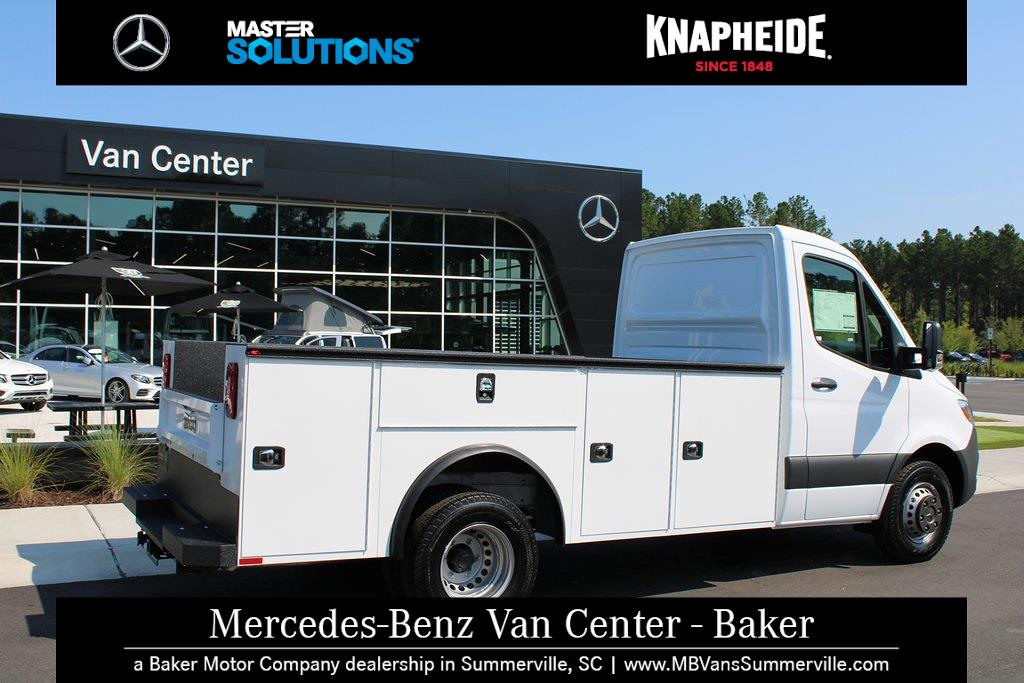 2020 Mercedes-Benz Sprinter 3500XD Standard Roof DRW 4x2, Knapheide Service Body #MV0128 - photo 1