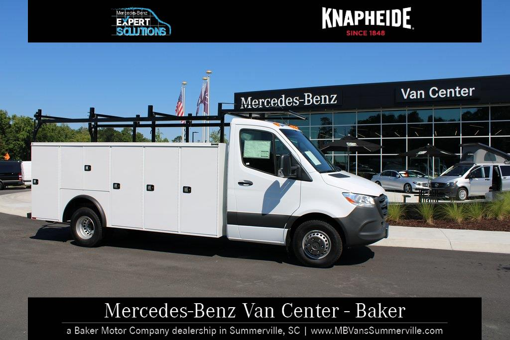 2020 Mercedes-Benz Sprinter 4500 DRW 4x2, Knapheide Service Body #MV0129 - photo 1