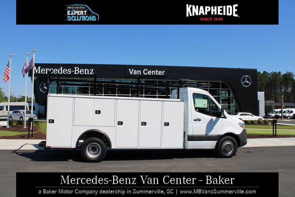 2020 Mercedes-Benz Sprinter 4500 DRW 4x2, Knapheide Service Body #MV0129 - photo 4