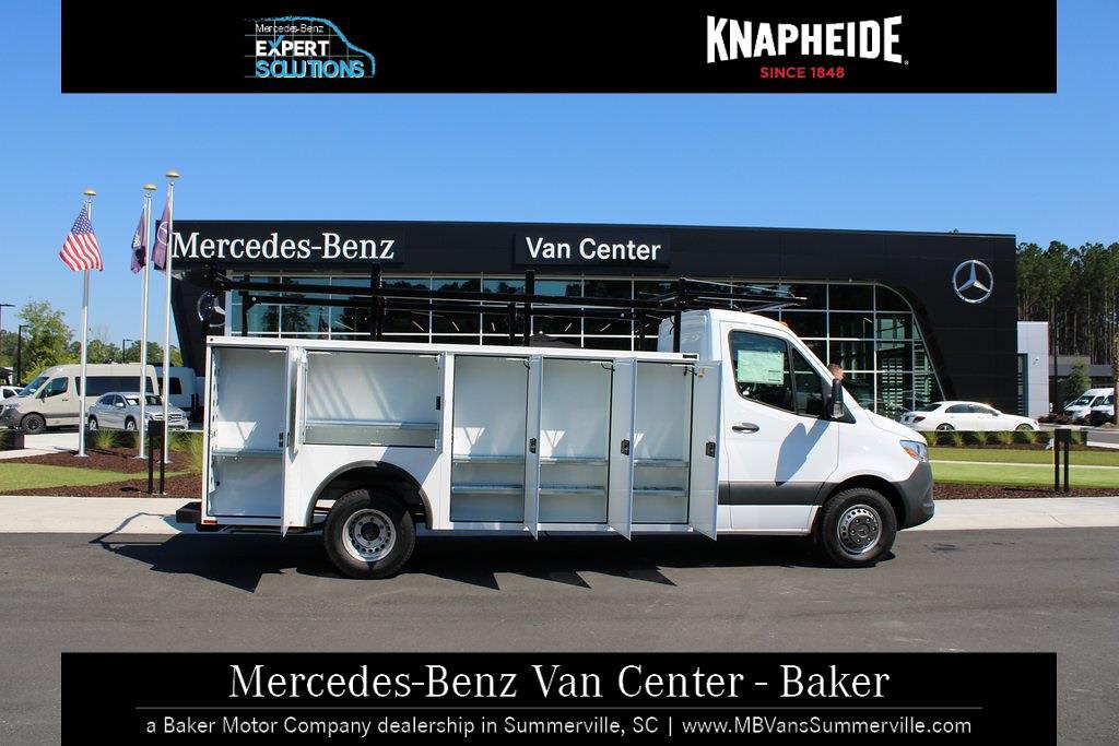 2020 Mercedes-Benz Sprinter 4500 DRW 4x2, Knapheide Service Body #MV0129 - photo 5