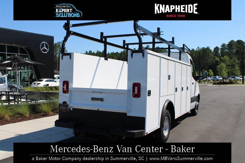2020 Mercedes-Benz Sprinter 4500 DRW 4x2, Knapheide Service Body #MV0129 - photo 1