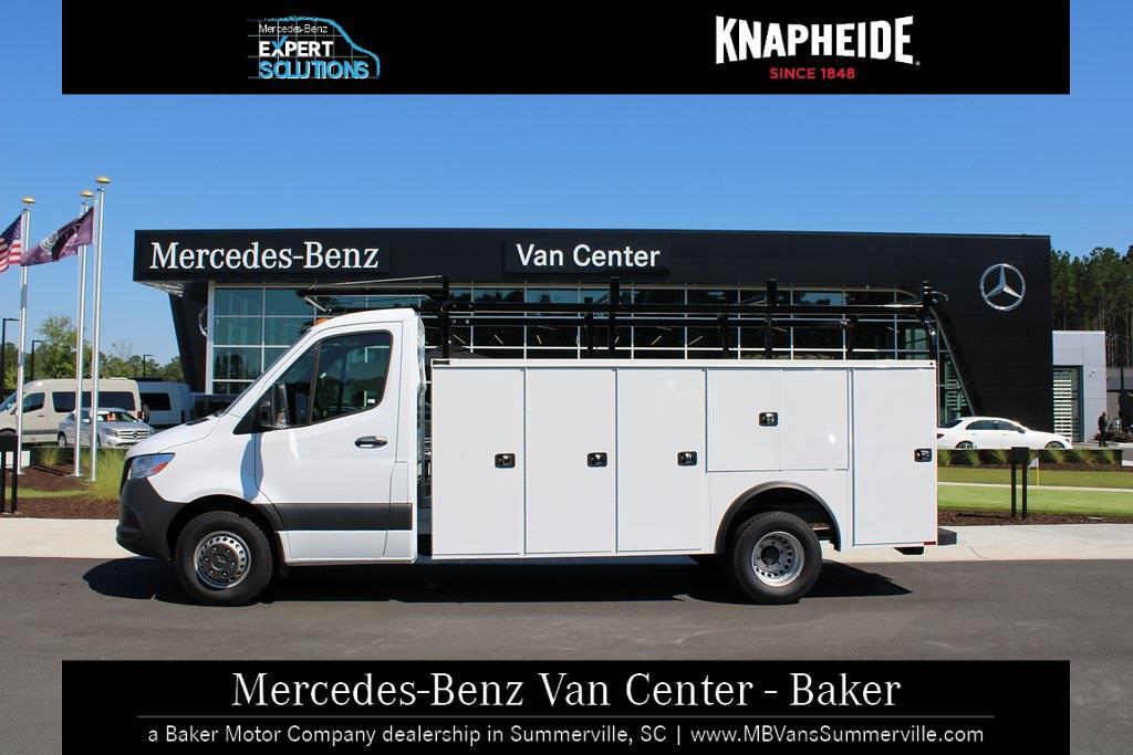 2020 Mercedes-Benz Sprinter 4500 DRW 4x2, Knapheide Service Body #MV0129 - photo 16