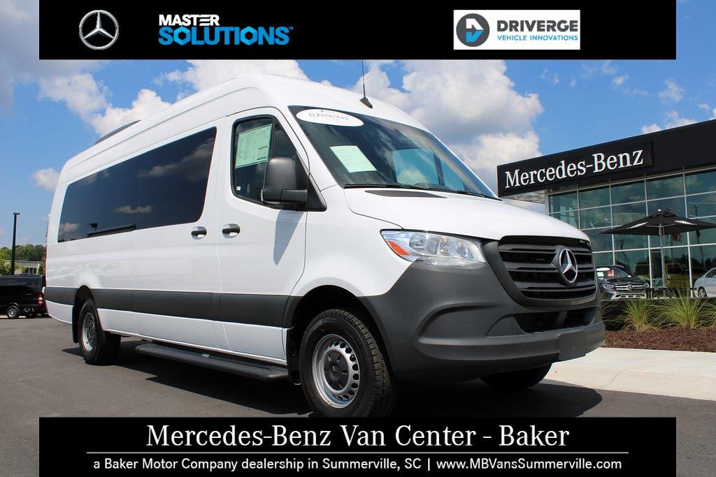 2020 Mercedes-Benz Sprinter 3500 High Roof 4x2, Passenger Wagon #MV0133 - photo 1