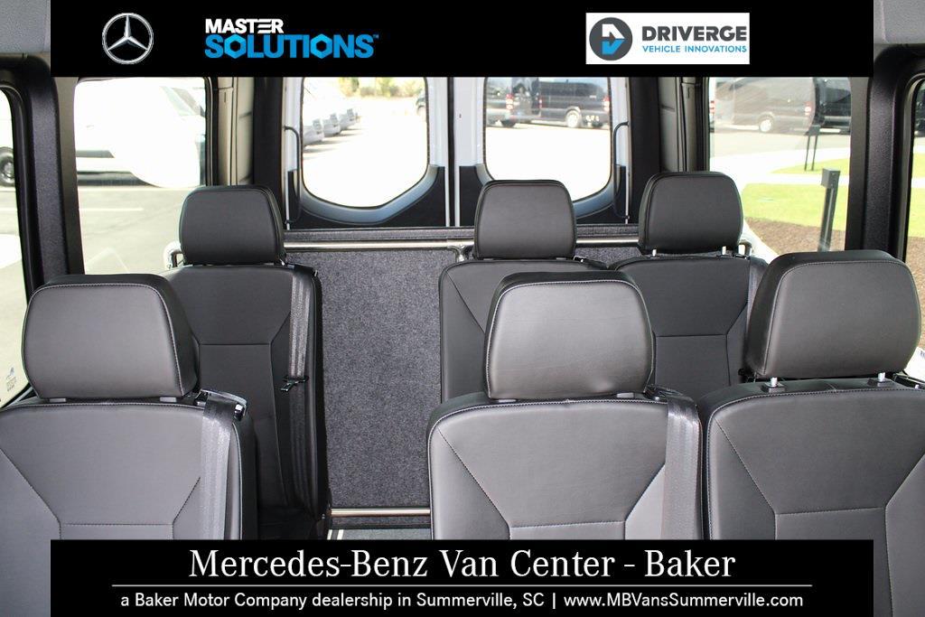 2020 Mercedes-Benz Sprinter 3500 High Roof 4x2, Passenger Van #MV0133 - photo 11