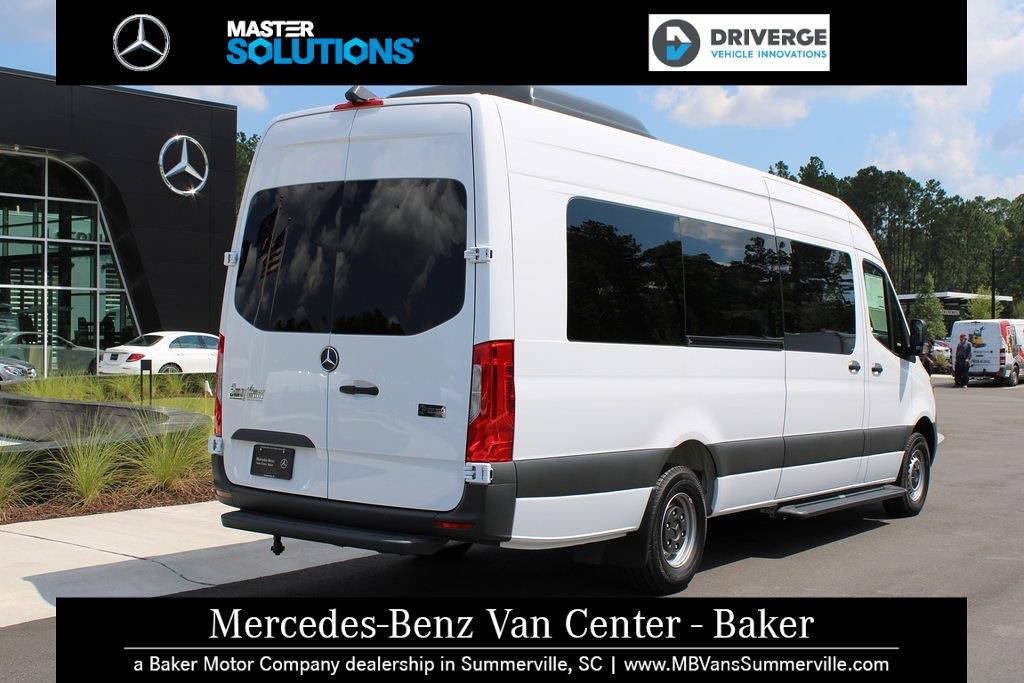 2020 Mercedes-Benz Sprinter 3500 High Roof 4x2, Passenger Van #MV0133 - photo 1