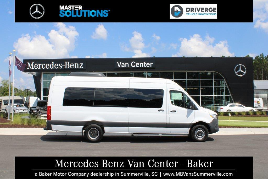 2020 Mercedes-Benz Sprinter 3500 High Roof 4x2, Passenger Van #MV0133 - photo 3