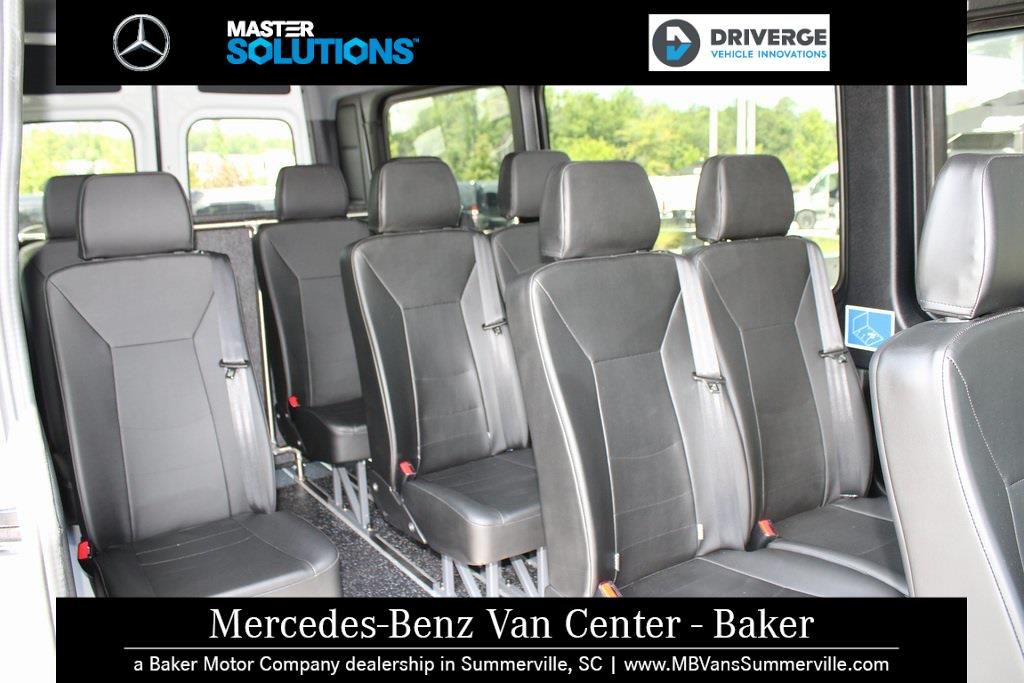2020 Mercedes-Benz Sprinter 3500 High Roof 4x2, Passenger Van #MV0133 - photo 8