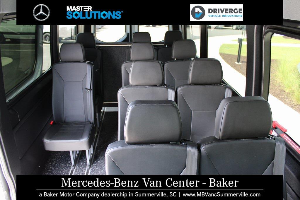 2020 Mercedes-Benz Sprinter 3500 High Roof 4x2, Passenger Van #MV0133 - photo 9