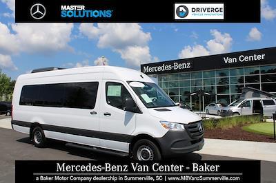 2020 Mercedes-Benz Sprinter 3500 High Roof 4x2, Passenger Van #MV0133 - photo 2