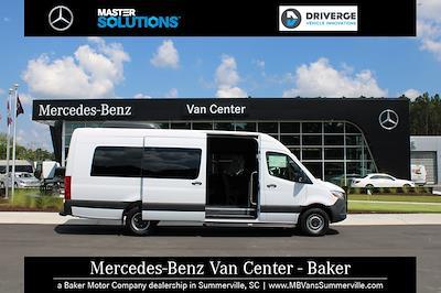 2020 Mercedes-Benz Sprinter 3500 High Roof 4x2, Passenger Van #MV0133 - photo 4