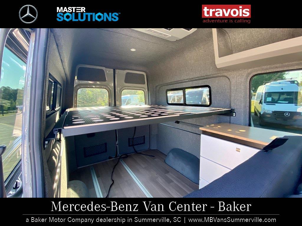 2021 Mercedes-Benz Sprinter 2500 4x2, Travois Vans Other/Specialty #MV0135 - photo 7
