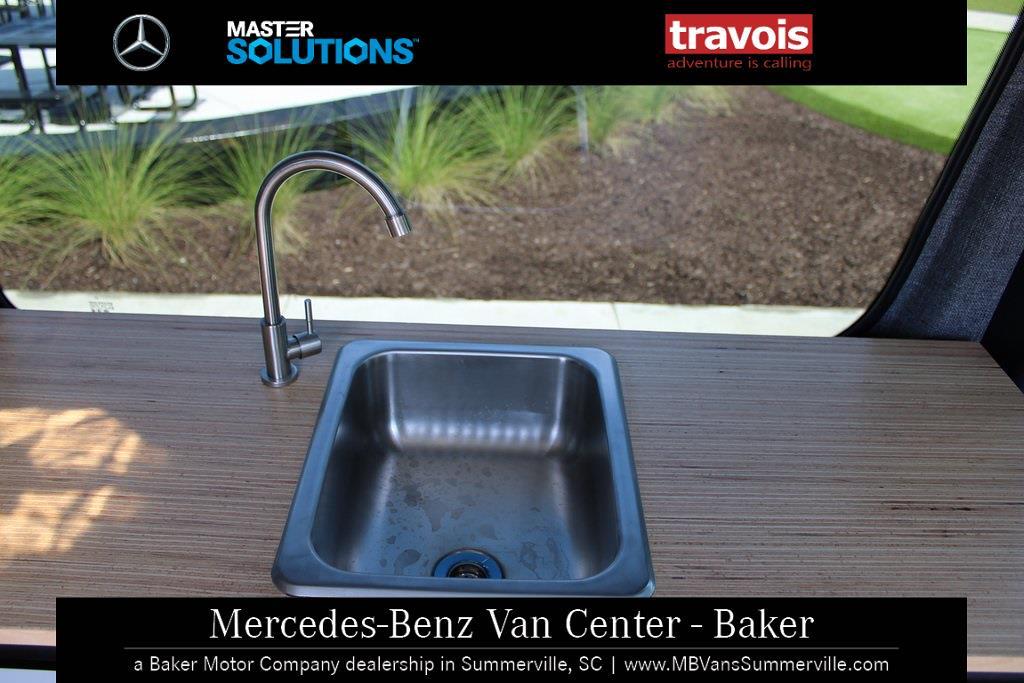 2021 Mercedes-Benz Sprinter 2500 4x2, Travois Vans Other/Specialty #MV0135 - photo 15