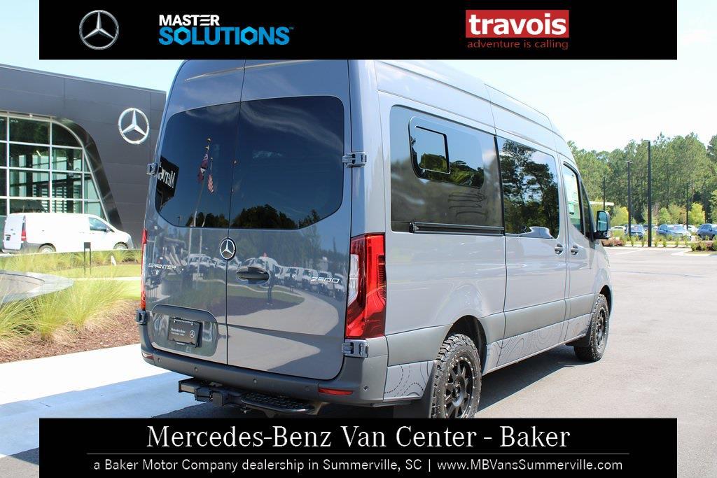 2021 Mercedes-Benz Sprinter 2500 4x2, Travois Vans Other/Specialty #MV0135 - photo 6