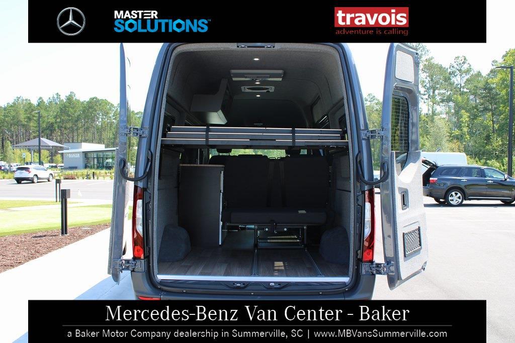 2021 Mercedes-Benz Sprinter 2500 4x2, Travois Vans Other/Specialty #MV0135 - photo 4