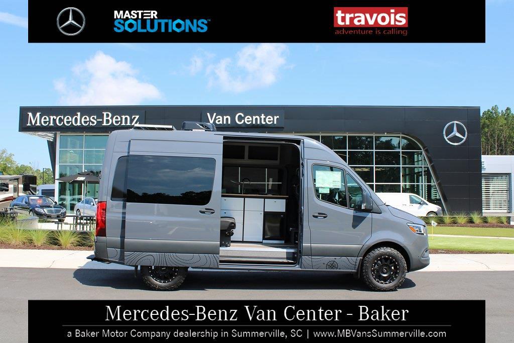 2021 Mercedes-Benz Sprinter 2500 4x2, Travois Vans Other/Specialty #MV0135 - photo 8