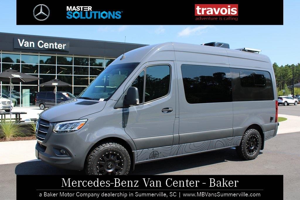 2021 Mercedes-Benz Sprinter 2500 4x2, Travois Vans Other/Specialty #MV0135 - photo 27