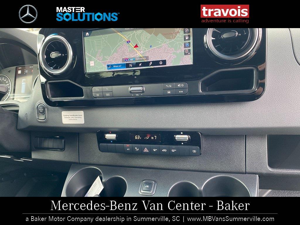 2021 Mercedes-Benz Sprinter 2500 4x2, Travois Vans Other/Specialty #MV0135 - photo 37