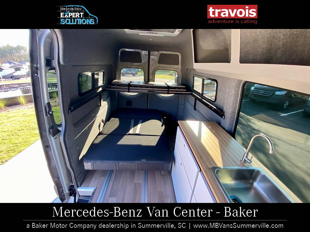 2021 Mercedes-Benz Sprinter 2500 4x2, Travois Vans Other/Specialty #MV0136 - photo 1