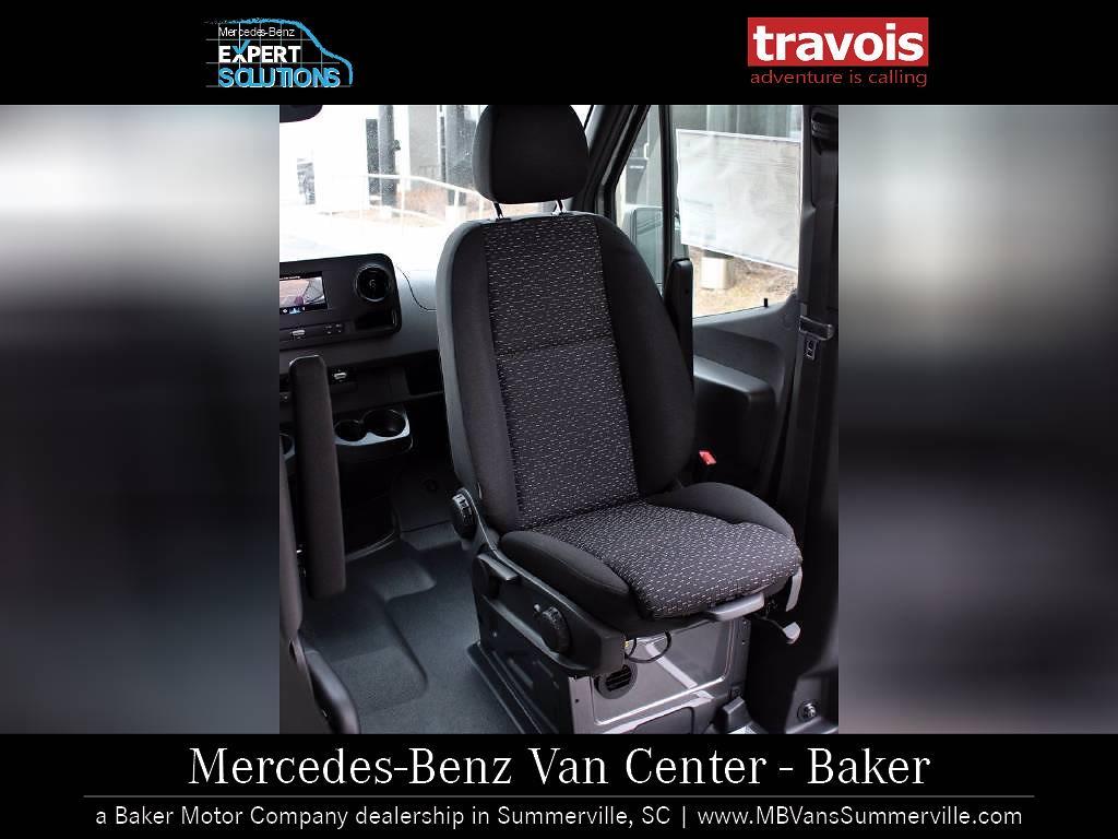 2021 Mercedes-Benz Sprinter 2500 4x2, Travois Vans Other/Specialty #MV0136 - photo 18