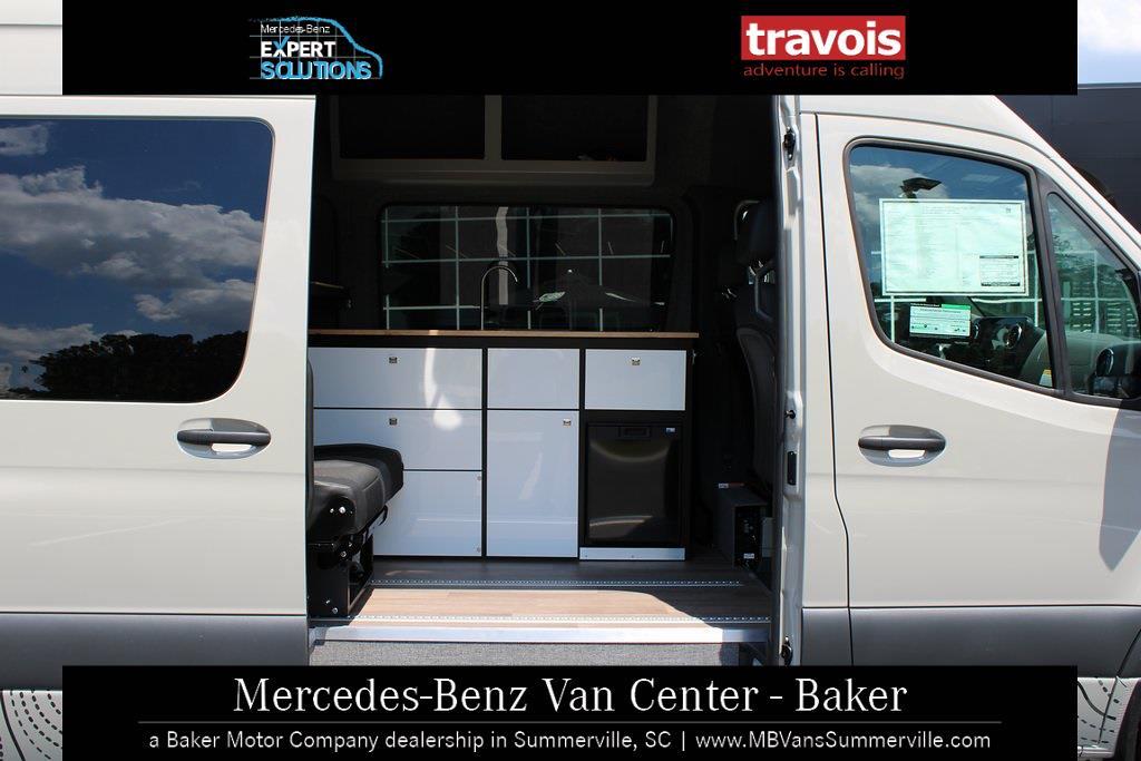 2021 Mercedes-Benz Sprinter 2500 4x2, Travois Vans Other/Specialty #MV0136 - photo 19