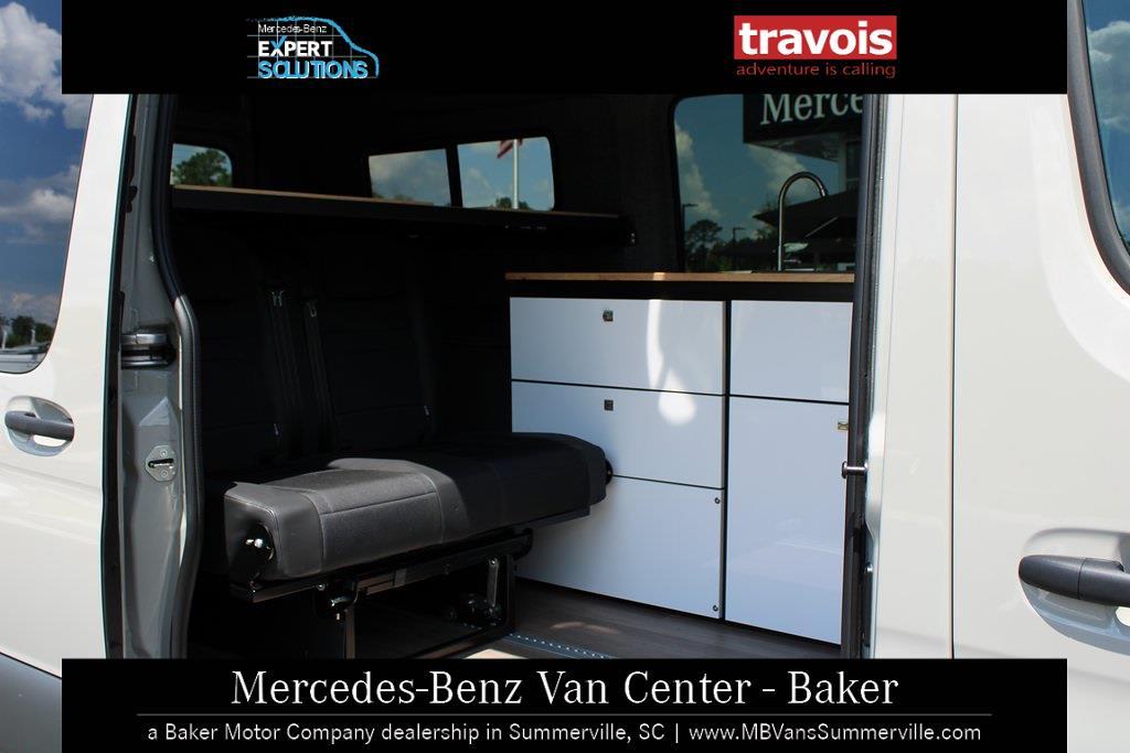 2021 Mercedes-Benz Sprinter 2500 4x2, Travois Vans Other/Specialty #MV0136 - photo 20