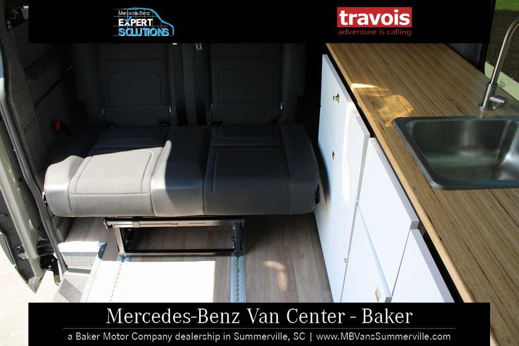 2021 Mercedes-Benz Sprinter 2500 4x2, Travois Vans Other/Specialty #MV0136 - photo 23