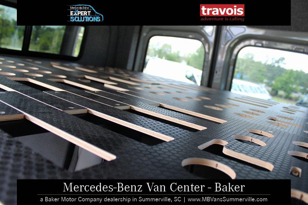 2021 Mercedes-Benz Sprinter 2500 4x2, Travois Vans Other/Specialty #MV0136 - photo 25