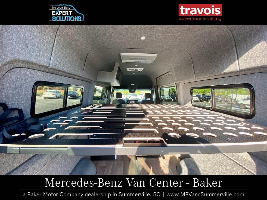 2021 Mercedes-Benz Sprinter 2500 4x2, Travois Vans Other/Specialty #MV0136 - photo 8