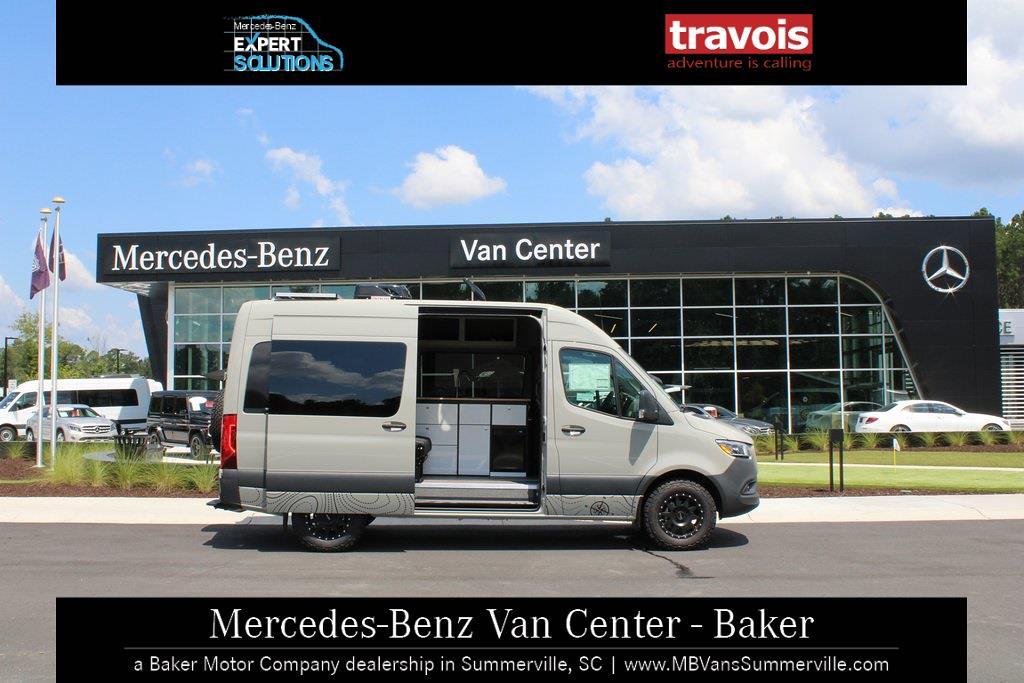 2021 Mercedes-Benz Sprinter 2500 4x2, Travois Vans Other/Specialty #MV0136 - photo 10