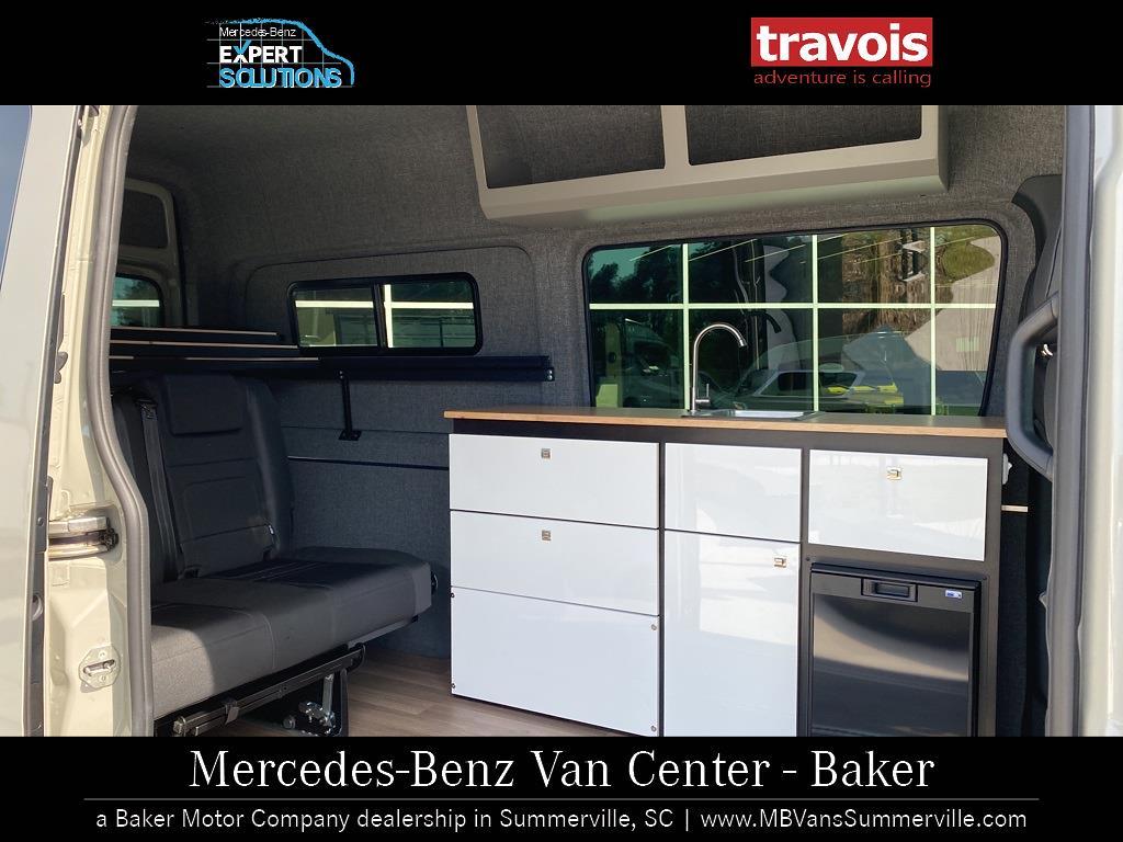 2021 Mercedes-Benz Sprinter 2500 4x2, Travois Vans Other/Specialty #MV0136 - photo 11