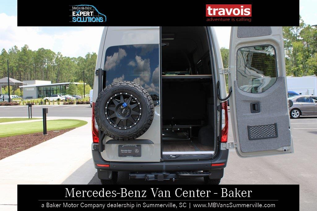 2021 Mercedes-Benz Sprinter 2500 4x2, Travois Vans Other/Specialty #MV0136 - photo 36