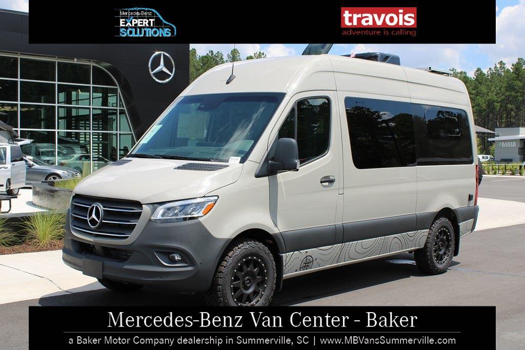 2021 Mercedes-Benz Sprinter 2500 4x2, Travois Vans Other/Specialty #MV0136 - photo 40