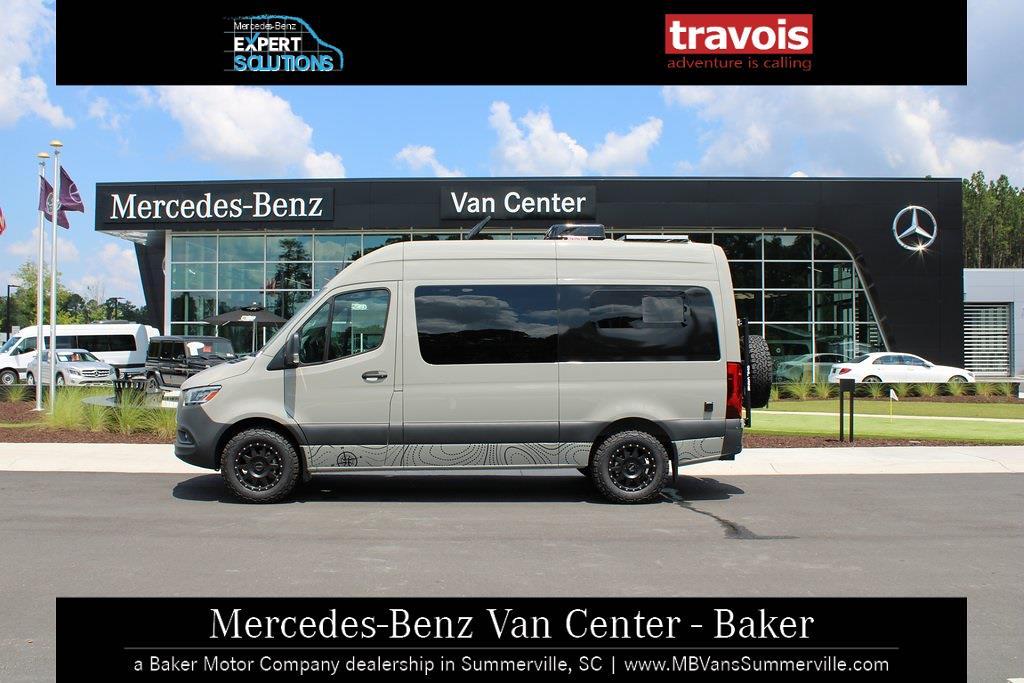 2021 Mercedes-Benz Sprinter 2500 4x2, Travois Vans Other/Specialty #MV0136 - photo 43