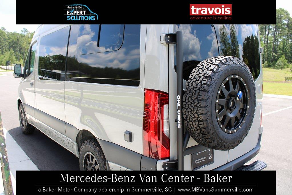2021 Mercedes-Benz Sprinter 2500 4x2, Travois Vans Other/Specialty #MV0136 - photo 54