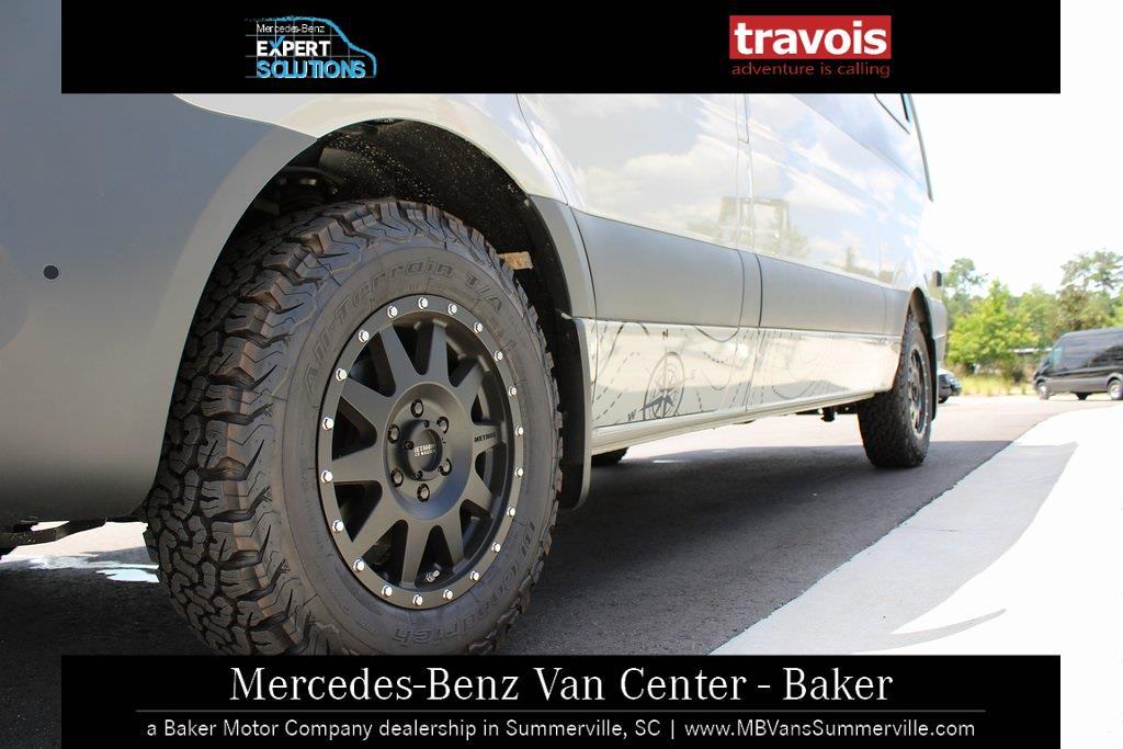 2021 Mercedes-Benz Sprinter 2500 4x2, Travois Vans Other/Specialty #MV0136 - photo 55