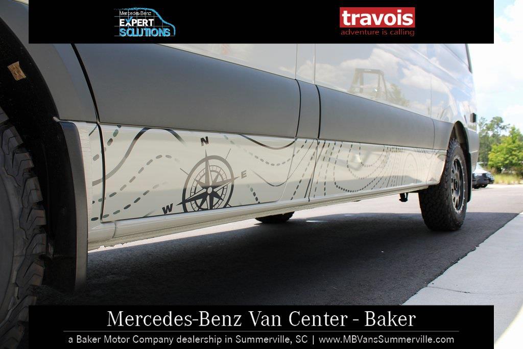 2021 Mercedes-Benz Sprinter 2500 4x2, Travois Vans Other/Specialty #MV0136 - photo 56
