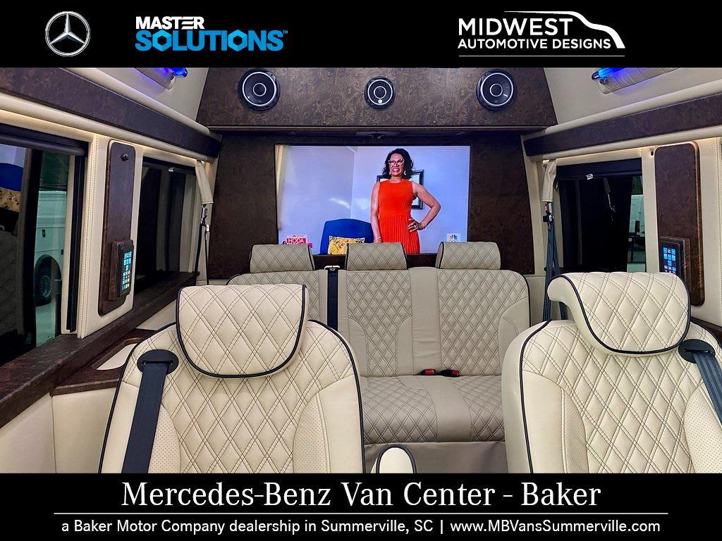 2020 Mercedes-Benz Sprinter 3500 High Roof 4x2, Midwest Automotive Designs Passenger Wagon #MV0140 - photo 1