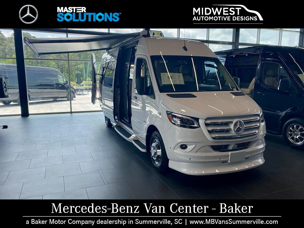 2020 Mercedes-Benz Sprinter 3500XD High Roof DRW 4x2, Other/Specialty #MV0143 - photo 5